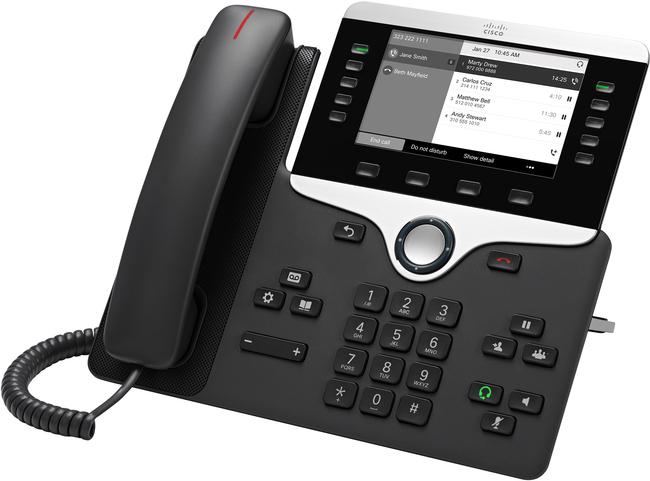 Cisco 8811 SIP phone