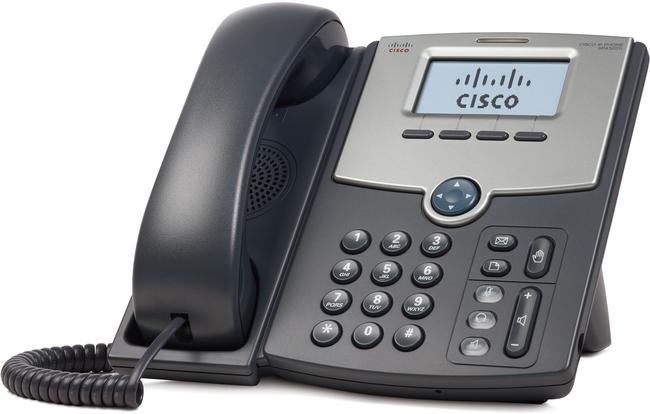 Cisco SPA 502G Phone
