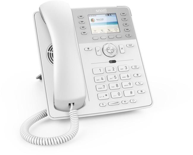 Snom D735 Phone (white)