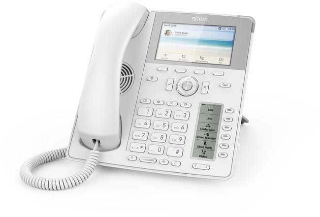 Snom D785 Phone (white)